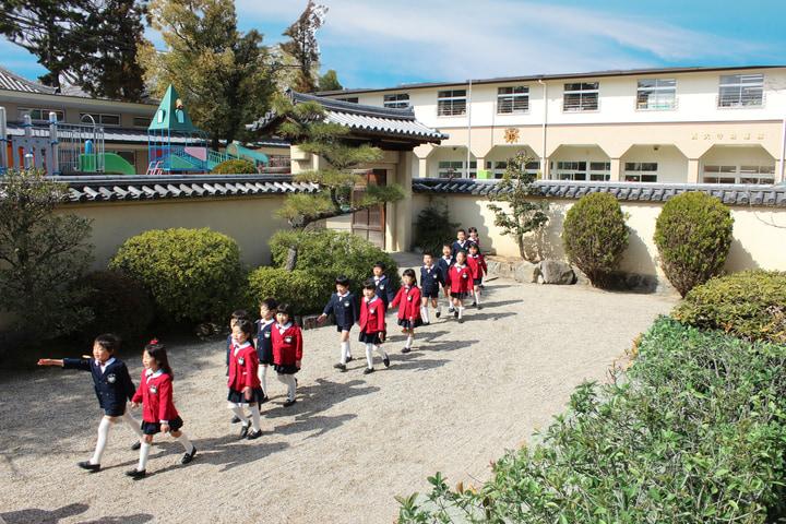 西大寺幼稚園(奈良県)イベント・求人情報-幼稚園ナビ